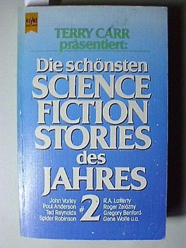 Die schönsten Science Fiction Stories des Jahres II. Terry Carr