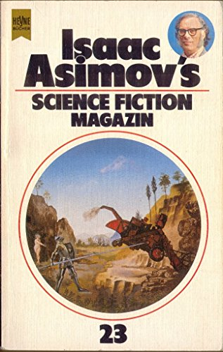 Science-Fiction-Magazin Folge 23. - Isaac Asimov
