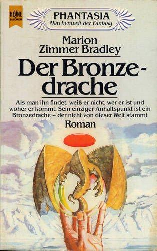9783453311114: Der Bronzedrachen. Fantasy Roman.