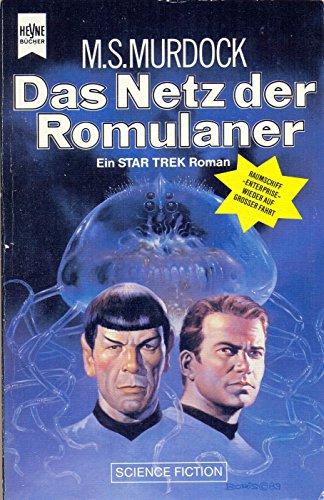 9783453311831: Das Netz der Romulaner
