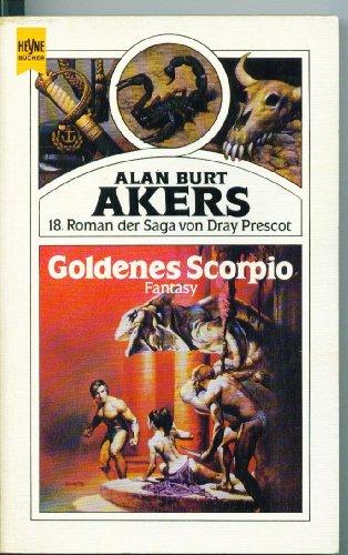 9783453313330: Goldenes Scorpio