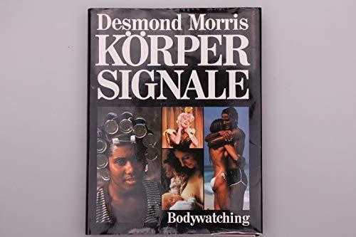 9783453371019: Körpersignale: Bodywatching