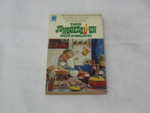 9783453400474: Das Junggesellen-Kochbuch