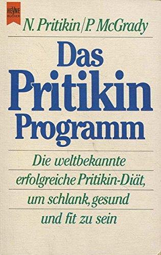 9783453403536: Das Pritikin - Programm