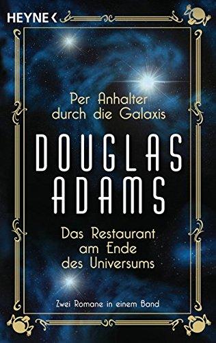 9783453406933: Per Anhalter durch die Galaxis/Das Restaurant am Ende des Universums (Per Anhalter durch die Galaxis, #1-2)