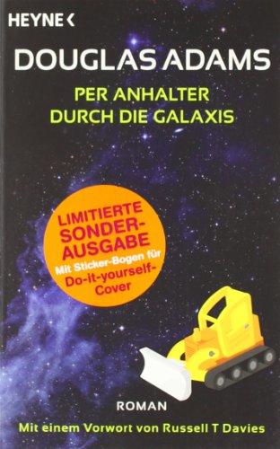 9783453407848: Per Anhalter durch die Galaxis: Roman