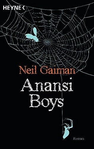 9783453408340: Anansi Boys