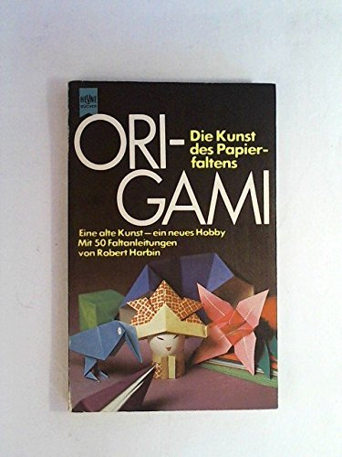 9783453411111: Origami 3: The Art of Paper-Folding