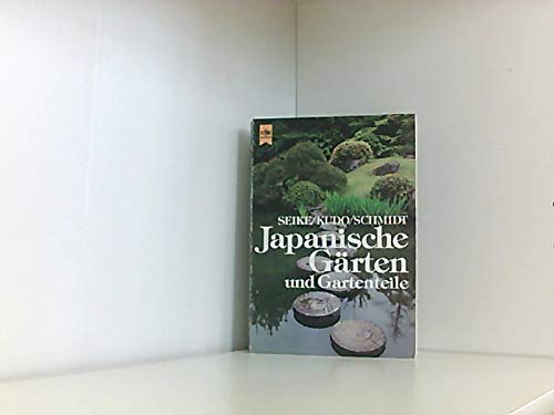 9783453417236: Japanische Gärten und Gartenteile.