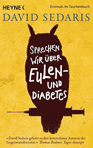 9783453418127: Sprechen wir über Eulen - und Diabetes