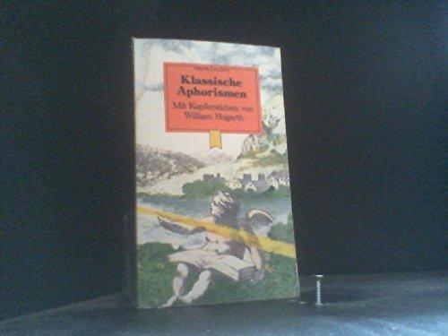 9783453420458: Klassische Aphorismen (Heyne ex libris)