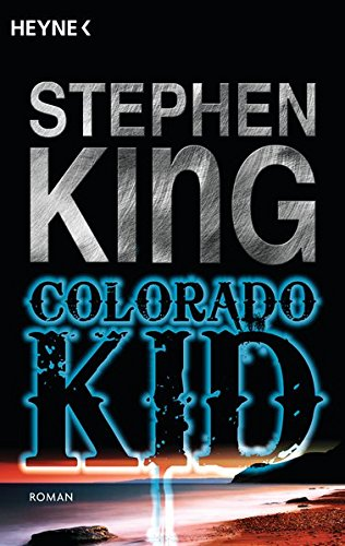 Colorado Kid: Roman: Stephen King