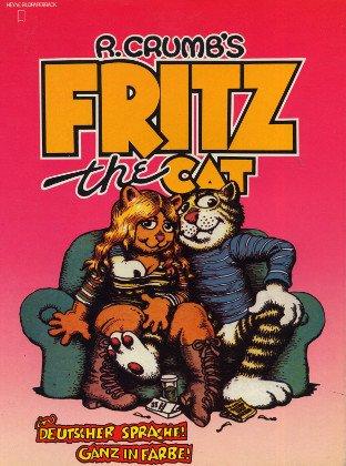 9783453520882: Fritz the Cat. Erwachsenen- Comics