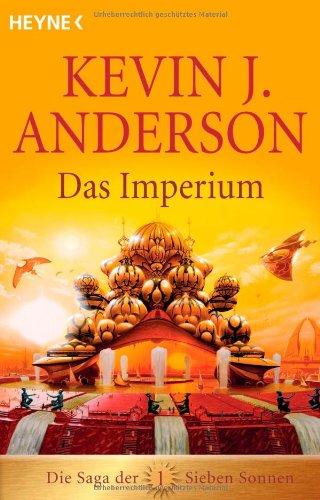 9783453521810: Die Saga der Sieben Sonnen 01. Das Imperium