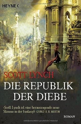 9783453531949: Die Republik der Diebe: Band 3 - Roman