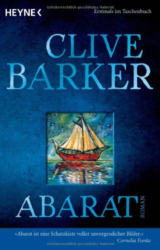 Abarat (9783453532250) by Barker, Clive
