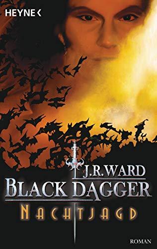 9783453532717: Black Dagger 01. Nachtjagd