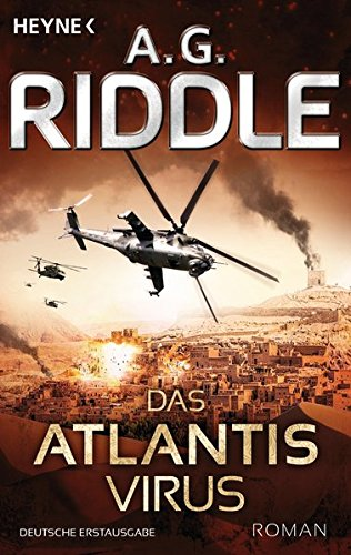9783453534766: Das Atlantis-Virus: Band 02 - Roman
