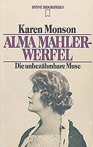 9783453551305: Alma Mahler-Werfel