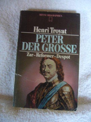 9783453551480: Peter der Grosse