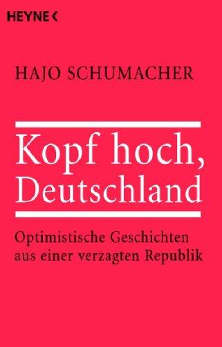 9783453620148: Kopf hoch, Deutschland