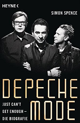 Depeche Mode: Just can't get enough: Simon Spence
