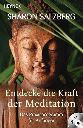 9783453702448: Entdecke die Kraft der Meditation (inkl. CD): Das Praxisprogramm für Anfänger