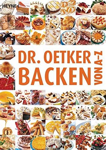 9783453855694: Dr. Oetker: Backen von A-Z