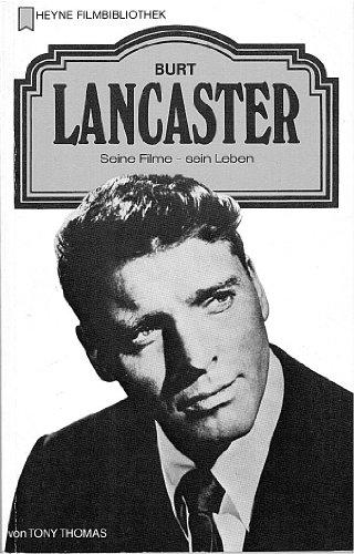 9783453860308: Burt Lancaster