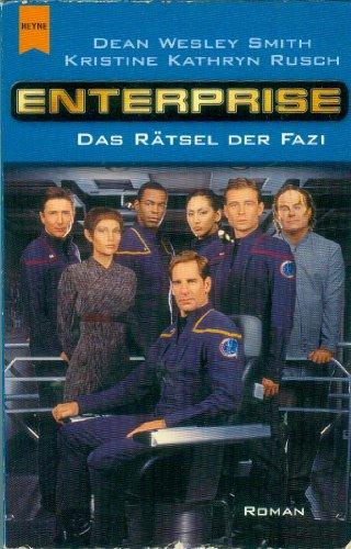 9783453865365: Star Trek, Enterprise, Das R�tsel der Fazi