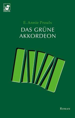 9783453867208: Das grüne Akkordeon.