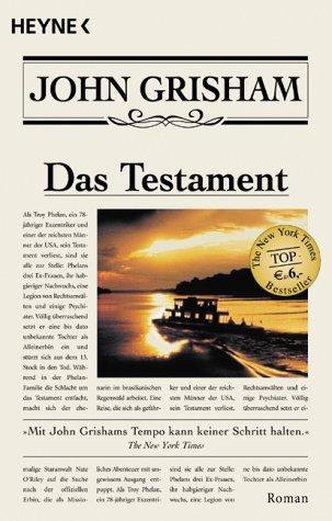9783453872523: Das Testament.