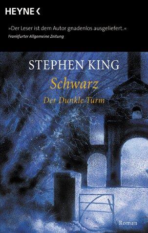 9783453873018: Der dunkle Turm 1. Schwarz.