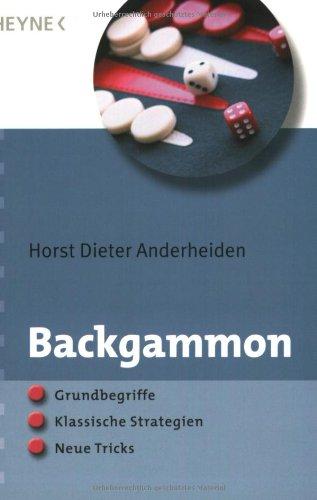 9783453877078: Backgammon.
