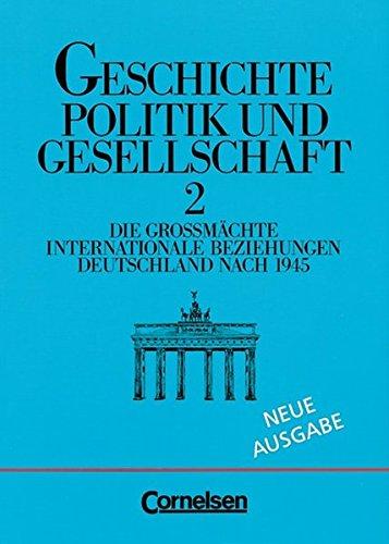 9783454597210: Geschichte Politik u.Ges. 2/neu