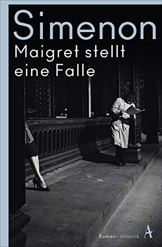 9783455007558: Maigret stellt eine Falle