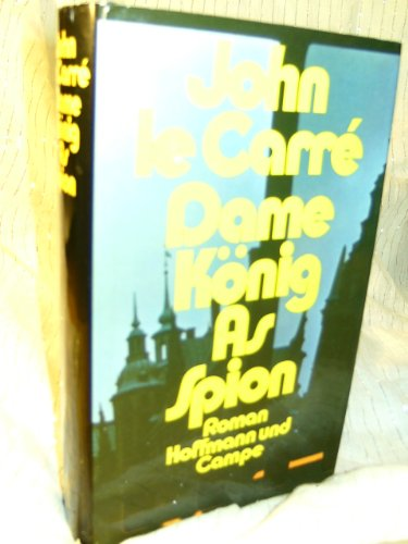 9783455008197: Dame, König, As, Spion: Roman