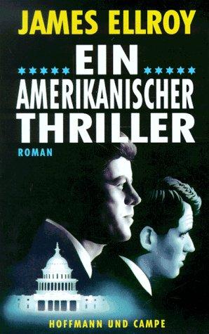 9783455017908: Ein amerikanischer Thriller