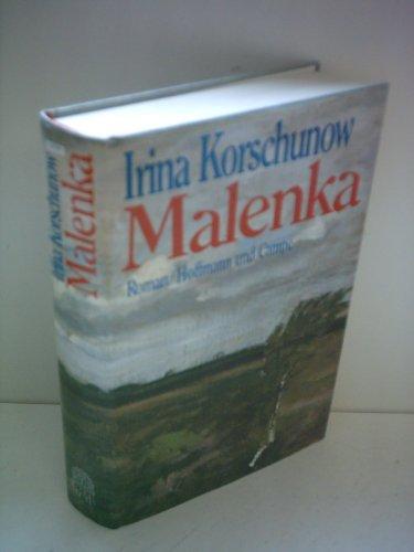 9783455018813: Malenka: Roman