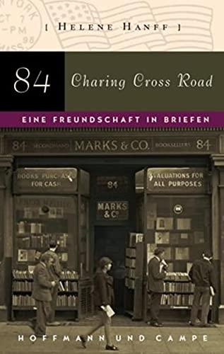 9783455026504: 84, Charing Cross Road: Eine Freundschaft in Briefen
