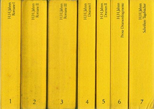 9783455036640: Werke und Tagebücher in sieben Bänden