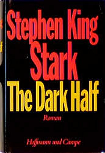 9783455037388: Stark. The Dark Half.