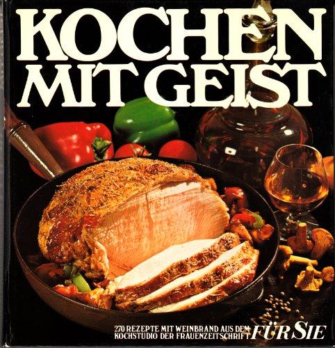 9783455038804: Kochen mit Geist (German Edition)