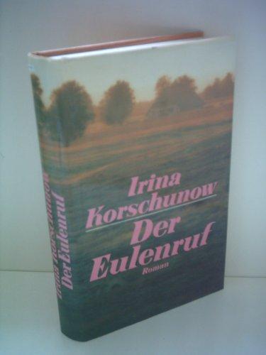 9783455040050: Der Eulenruf.