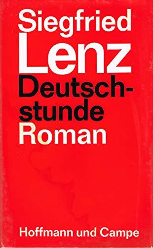 Deutschstunde Roman (German Edition): Siegfried Lenz
