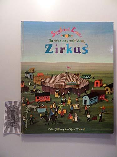 9783455042092: So war das mit dem Zirkus - Fünf Geschichten aus Suleyken