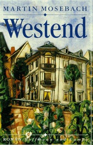 9783455053319: Westend: Roman (German Edition)