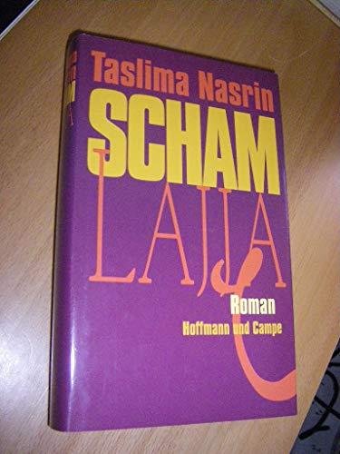 Scham. Lajja. Roman - signiert: Nasrin, Taslima