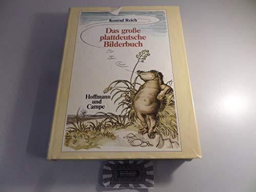 9783455062045: Das große plattdeutsche Bilderbuch