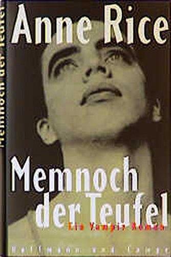 9783455062601: Memnoch der Teufel. Ein Vampir- Roman.